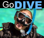 padi scuba diving lessons - GO DIVE